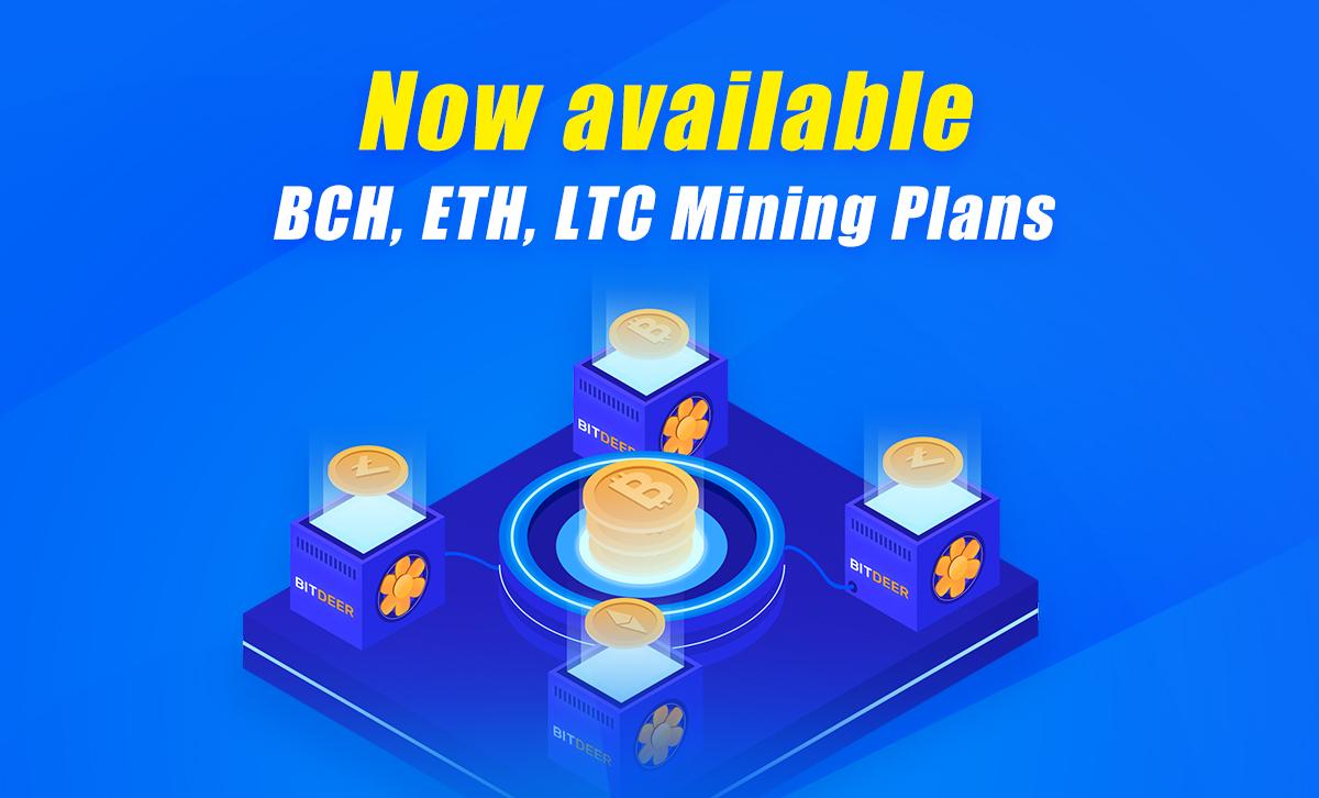 BITDEER Mining 20 Breaking Pools