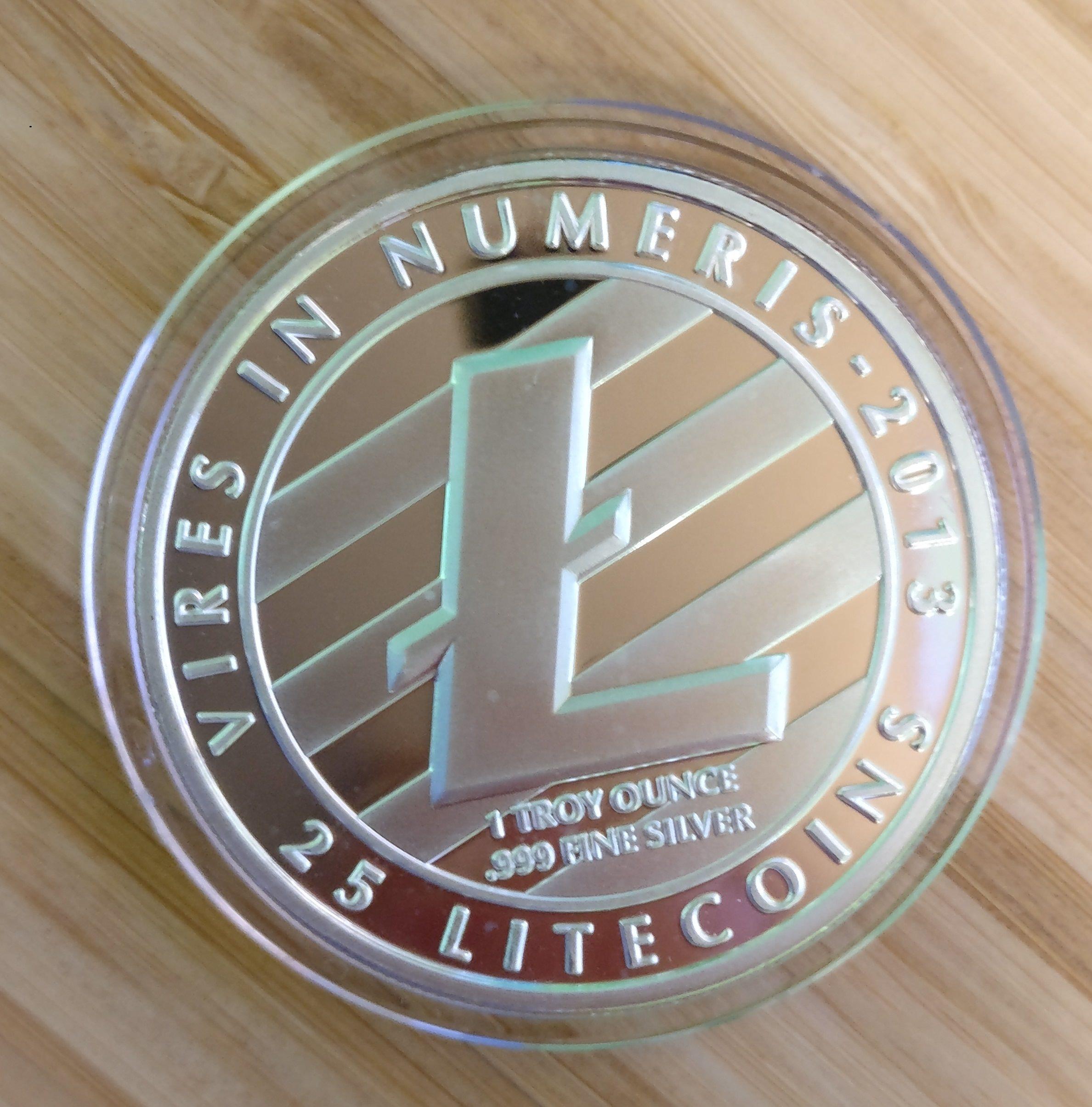 Litecoin Miner 4 Terrified Premium